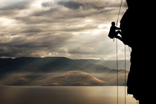 Mountain Climbing Metaphor