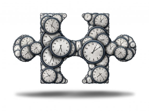 Jigsaws Of Time